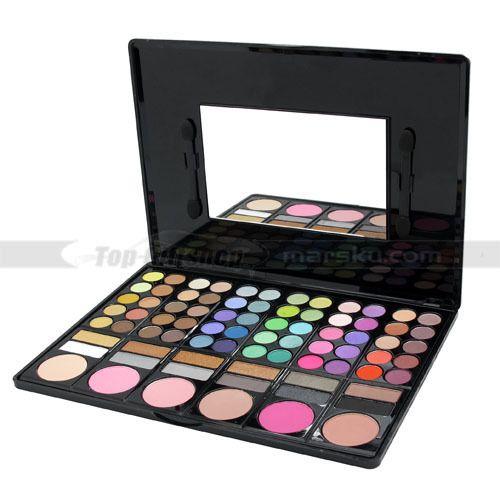 Paleta de sombras 72 cores